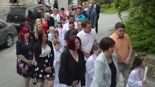 Prvo sveto obhajilo v župniji Mala Nedelja