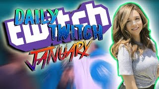DAILY TWITCH 15th of January  - Twitch Fails - The best Twitch Moments 2018