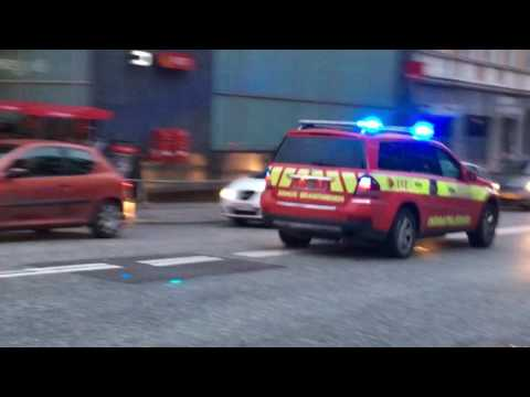 Østjyllands Brandvæsen - Indsatsleder Station Aarhus C.