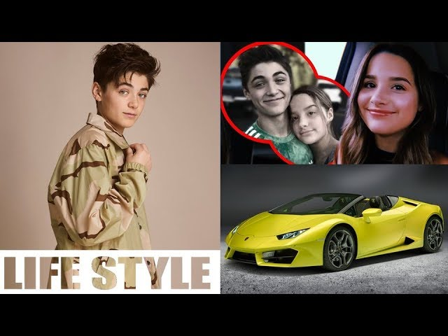 Asher Angel Life Style, Family, Net Worth & Girlfriend 2019