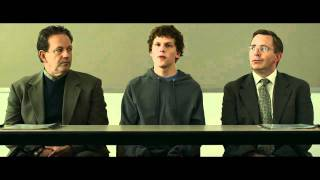 The Social Network NEW MOVIE Exclusive Clip # 1