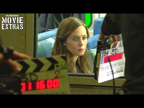 The Girl on the Train (2016) - Go Behind the Scenes with the