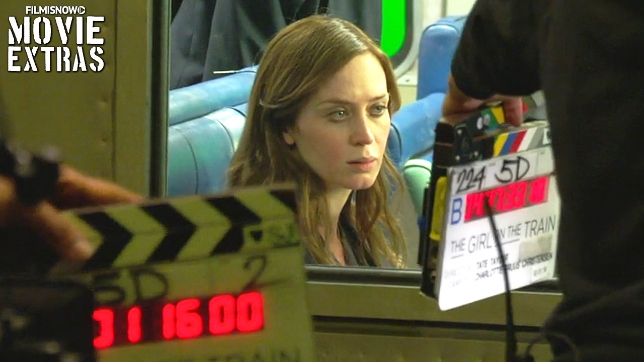 Download The Girl on the Train (2016) - Go Behind the Scenes with the cast