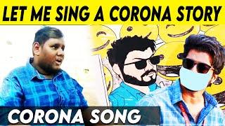 Corona Song By Singer Thirumoorthy | Thirumoorthy | Master Song