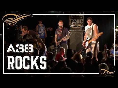 H2O - Guilty by Association // Live 2013 // A38 Rocks