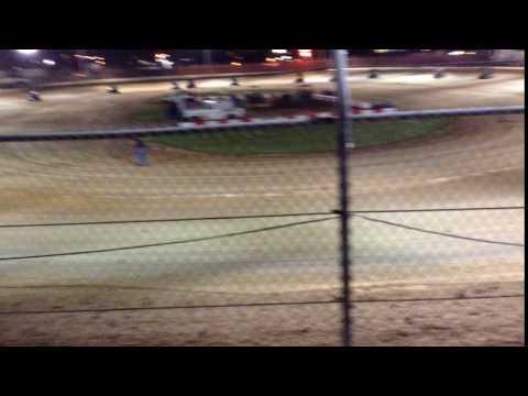 Tanner Whitaker Jr Sprint #75 Delta speedway Stockton ca