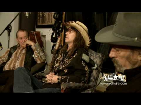 The Texas Tornados - Interview & Acoustic