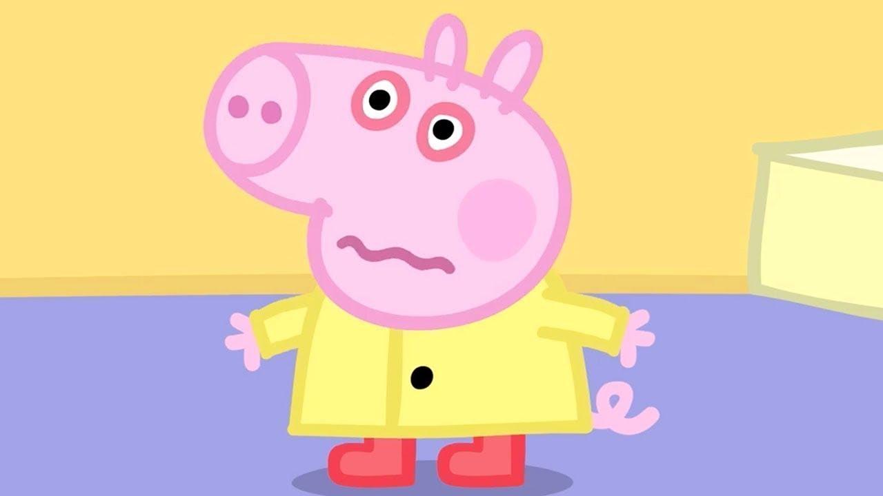 Свинка Пеппа на русском все серии подряд | Джордж простудился - Мультики