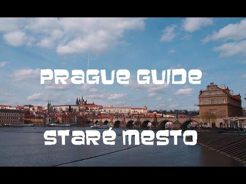 PRAGUE GUIDE | Praha Staré Mesto