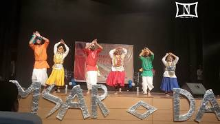 Haryanvi Folk Dance With Haryanvi Folk Songs Mashup || 2017 || Imsar Day 2017 || MDU || Rohtak