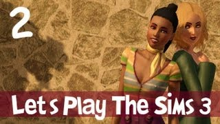 Let's Play: The Sims 3 (MS2, Part 2) - Welcome to Monte Vista