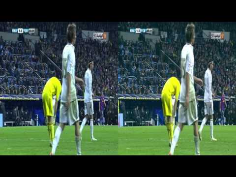 Real Madrid Vs Barcelona 1-3 3D
