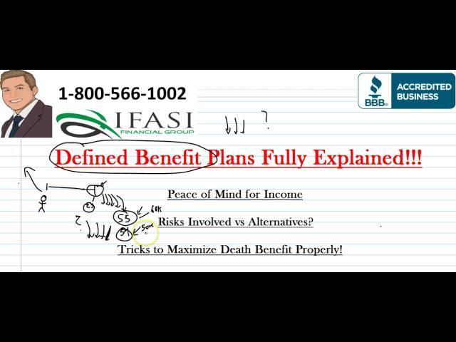 Defined Benefit Plan - Defined Benefit Plans Explained