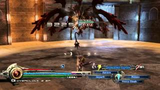 Lightning Returns: Final Fantasy XIII Hard Mode - Ereshkigal (Mid-level stats)