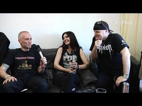 Triptykon - Interview auf dem Rock Hard Festival 2014