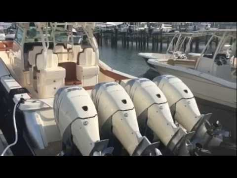 Scout 420 lxf  Boat for Sale Lake Hartwell New Boat Dealer Greenville SC