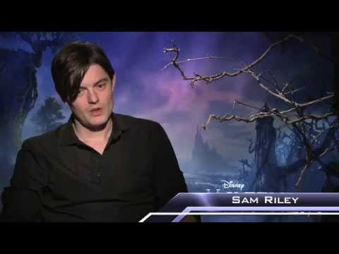 Sam Riley Talks About Playing The Raven in Maleficent