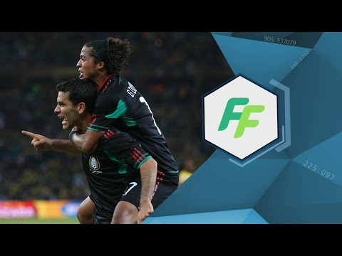 Rafa Marquez - FIFA FOOTBALL EXCLUSIVE