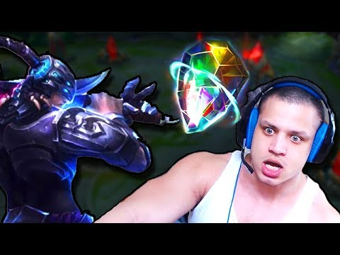 MASTER YI BUT WITH TYLER1'S OMNISTONE QUINN