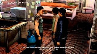 Sleeping Dogs Gameplay On GTX580 Lightning Xtreme Edition 3GB Max Settings