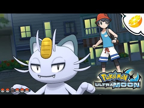 Citra Emulator Canary 412 - Pokemon Ultra Moon (GPU Shaders, Great Speed!) [1080p] - Nintendo 3DS - 동영상
