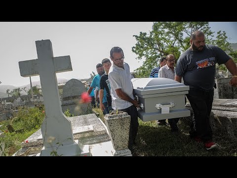 Puerto Rico FORGOTTEN As Devastation Continues