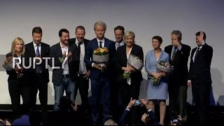 LIVE: 'Freedom for Europe' congress - speeches by Petry, Le Pen, Wilders and Salvini
