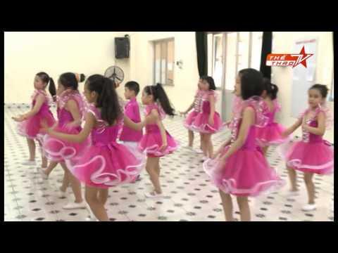 KIDS DANCE - LỚP DẠY NHẢY DÀNH CHO CÁC EM NHỎ