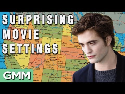 The Movie Setting Game