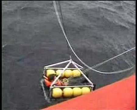 Man Overboard Rescue And Recovery, Scotland