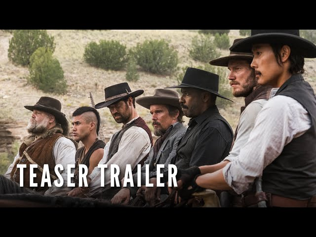 Magnificent Seven (2016) Video 2