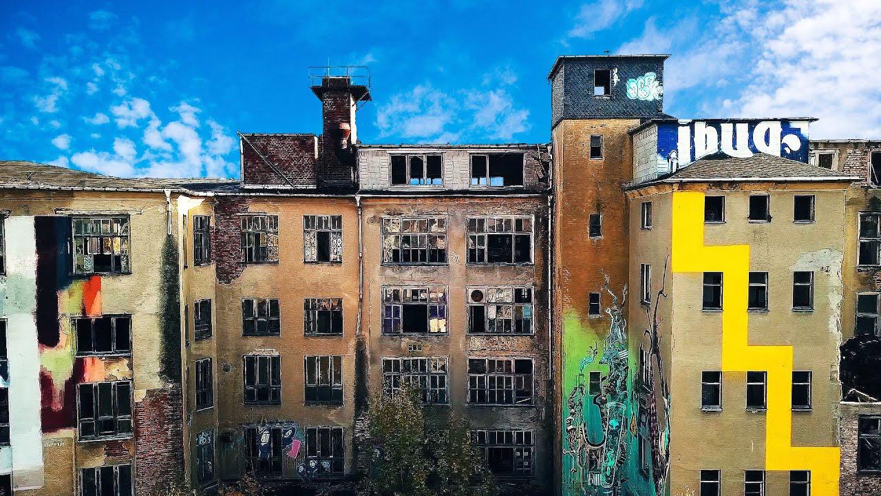 Reusing Abandoned Places - ibug Street Art Festival