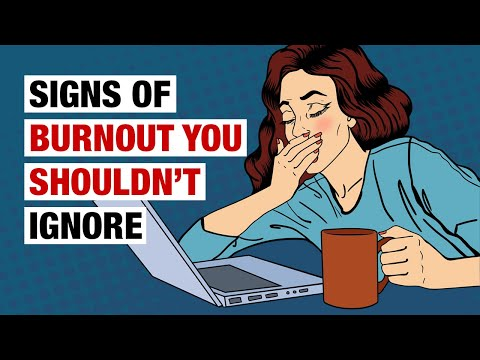 7 Subtle Signs of Burnout You Should Never Ignore