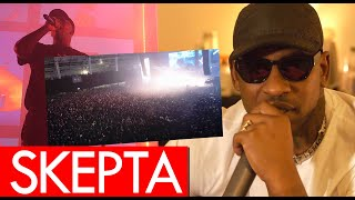 Skepta biggest show! Talks success, Nigeria, being top of the game, pushing boundaries. Westwood