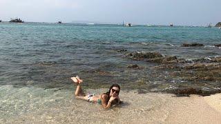 Остров Колан Паттайя Думали что попадём на райский остров Баунти
