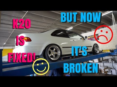 NEW IACV! IT'S FIXED! BUT NOW IT'S BROKE !  HSG EP. 5-67
