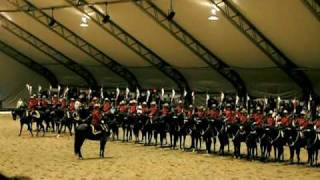 Royal Canadian Mounted Police Musical Ride (Part 3)
