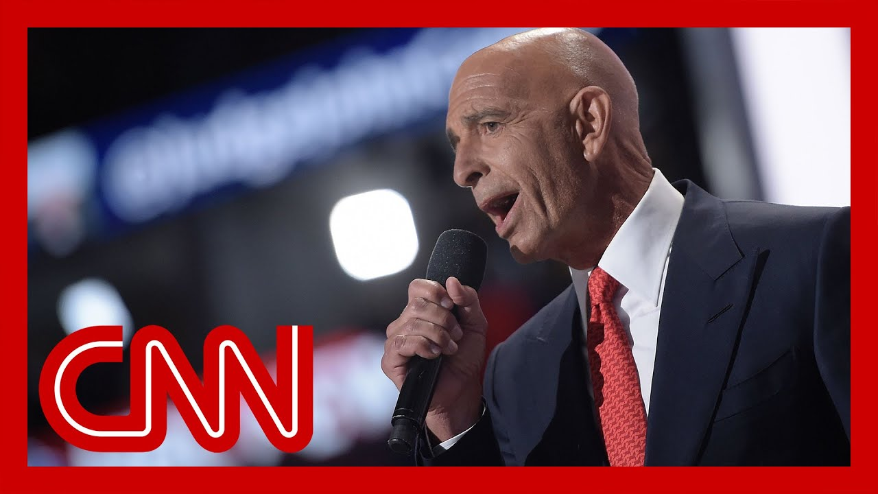 Trump ally Thomas Barrack accused of trying to use influence to ...