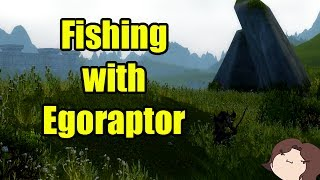Fishing with Crendor Ep 28: Egoraptor / Arin Hanson of Game Grumps