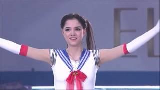【フィギュアスケート】メドベージェワ美少女戦士セーラームーン 2017 最高のクオリティ