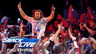 WWE SmackDown Full Episode, 15 May 2018