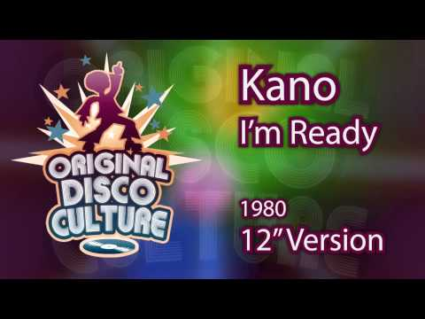 "Kano - I'm Ready (12"" Version - 1980)"