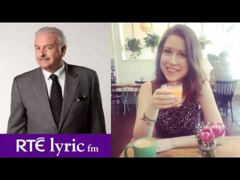 Hayley Westenra Interview on Marty In The Morning with Marty Whelan- June 3, 2016