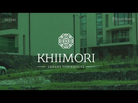 #БАЙРШИЛ KHIIMORI Luxury Townhouse | @BloombergTVM