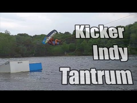 how to build a kicker wakeboard