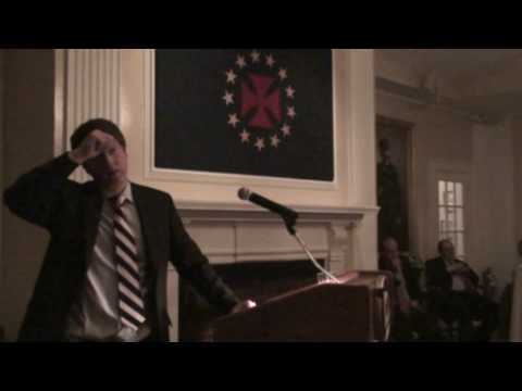 Rich Lowry in Greenwich- Q&A Part 2