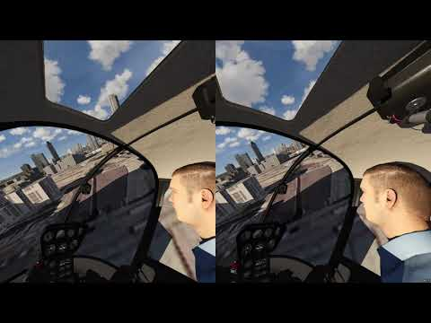 [Aerofly FS2-VR] 뉴욕