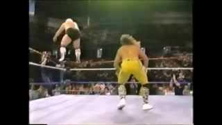 Buddy Rose & Steve Lombardi vs. Rockers_Superstars 03-90