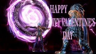 Soul Calibur IV Mod Test - HAPPY IVY VALENTINE