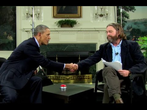 Anger Over Obama Between Two Ferns With Zach Galifianakis